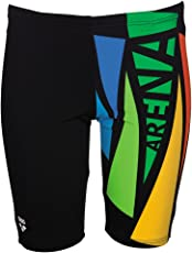 Arena 000184-28 Blend Swimming Jammer (Black)