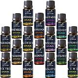 ArtNaturals Set de 16 Aromathérapie Huiles Essentielles - (16 x 10ml)