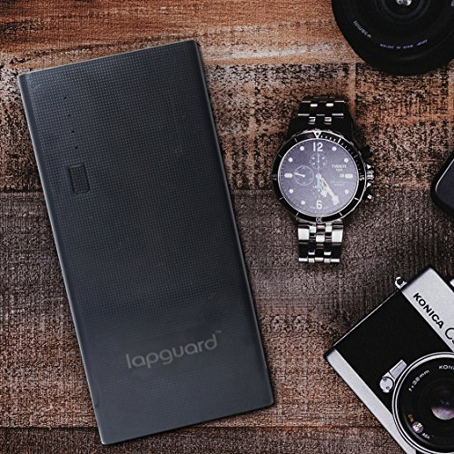 Lapguard LG514 10400mAH Power Bank (Black) Image 5