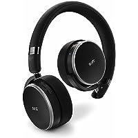 AKG AKGN60NCBTBLK Kabelloser On-Ear-Kopfhörer mit aktivem Noise-Cancelling schwarz