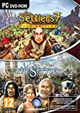Settlers 7 Gold Edition and Settlers Rise of an Empire Double pack PC DVD Rom
