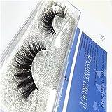 Instyle Silk Eye Lash Thick False Eyelashes Silk Korean Lashes