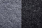 Kies Splitt Zierkies Edelsplitt Basalt 1-3mm Sack 20 kg