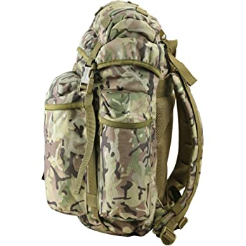2b1e8fa4a39 Mens Army Combat Military Travel Rucksack Backpack Surplus Camping Day Pack  30L