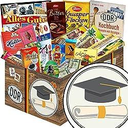Zur Promotion | Schokoladen Paket | Geschenkset | Zur Promotion | Schokolade Korb | besonderes Geschenk zur Promotion | mit Zetti, Viba, Halloren und mehr