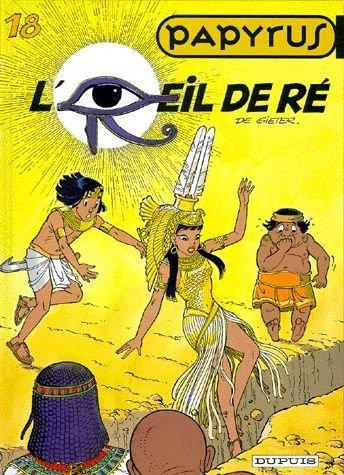 L'Oeil de Ré. Papyrus, numéro 18