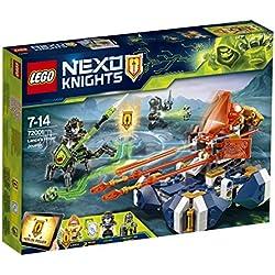 Lego Nexo Knights 72001 - il Giostratore Volante di Lance
