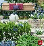 Kleine Gärten gestalten: Reihenhaus Vorgarten Innenhof (BLV)
