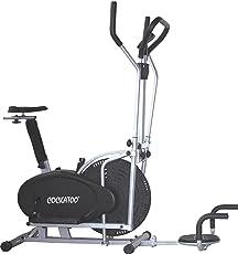 Cockatoo Imported OB-04 Cross Trainer Exercise Bike With Twister; Orbitrek