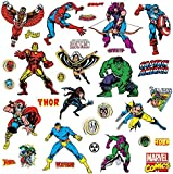 RoomMates Repositionable Marvel Classics Wall Stickers