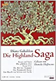 Die Highland-Saga: MP3: Feuer und Stein / Die geliehene Zeit / Ferne Ufer / Der Ruf der Trommel / Das flammende Kreuz / Ein Hauch von Schnee und Asche von Diana Gabaldon Ausgabe gekürzte Lesung (2006)