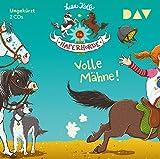 Die Haferhorde – Teil 2: Volle Mähne!: Ungekürzte Lesung mit Bürger Lars Dietrich (2 CDs) (Die Haferhorde / Ungkürzte Lesungen mit Bürger Lars Dietrich, Band 2)