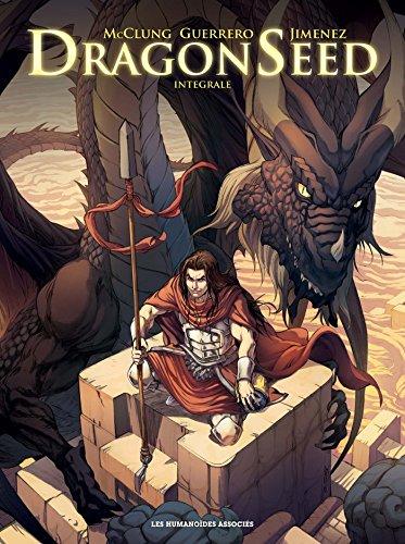 Dragonseed, Intégrale Tomes 1 à 3 : De cendres et de sang ; L'étreinte du griffon ; Quand pleurent les dragons
