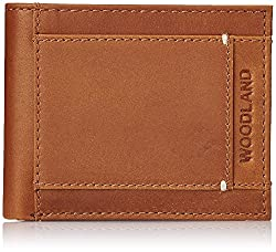 Woodland Tan Mens Wallet (W 515Y14)