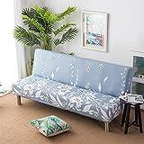 Clevoers Sofa-Schonbezüge Sofa-Überzug elastisch Freearm Haushaltsprodukte Bequeme Elastische Universal Sofabezug Heimdekoration, Farbe, D