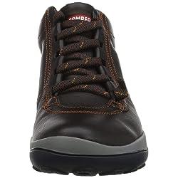 Camper Peu Zapatillas Altas para Mujer Marr n Dark Brown 200 36 EU