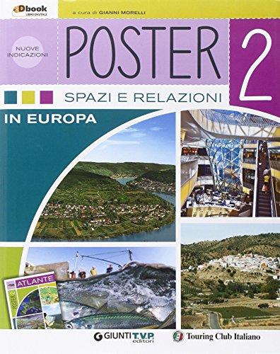 Poster. Per la Scuola media. Con e-book. Con espansione online: 2