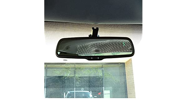 Brandmotion 1110-2518 OEM Auto Dimming Mirror with Compass