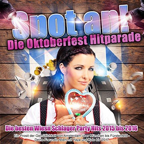 Marmor, Stein und Eisen bricht (DJ Yaya Kolo Oktoberfest 2015 Mix)
