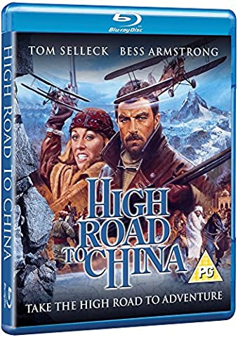 The Road To - High Road to China [Blu-ray] [Import