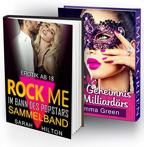 2 IN 1: Rock Me & Das Geheimnis des Milliardärs (Zwei erotische Romane in einem Paket) - Rock-chick Kindle