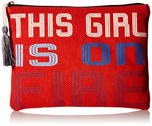 twig-arrow-melo-sayings-pouch-clutch-red-one-size