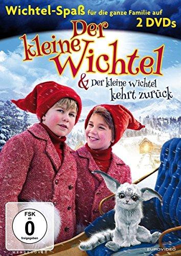 Bild von Der kleine Wichtel & Der kleine Wichtel kehrt zurück [2 DVDs]