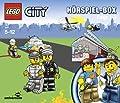Lego City Hörspiel 1-3 Box