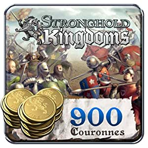 Stronghold Kingdoms : 900 Couronnes [Game Connect]