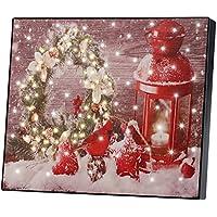 suchergebnis auf f r weihnachtsbilder mit led. Black Bedroom Furniture Sets. Home Design Ideas