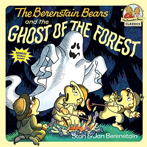 The Berenstain Bears and the Ghost of the Forest (First Time Books(R)) (English Edition)