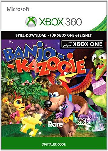 Banjo-Kazooie [Xbox 360/One - Download Code]