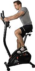 Christopeit Heimtrainer Ergometer Fahrrad AX3, 30-15072