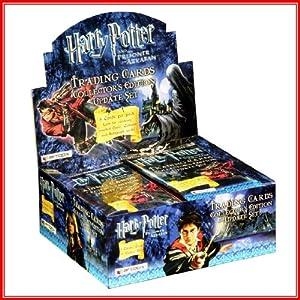 ARTBOX Harry Potter y el Prisionero de Azkaban Trading Cards-Tarjetas coleccionistas edición actualización Set (24Paquetes)
