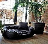 tierlando Dog Bed Philip Dog Sofa - Faux Leather...