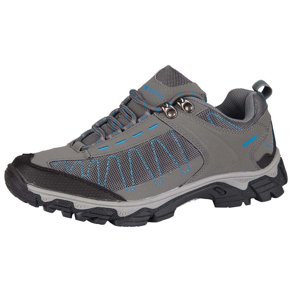 144bbfb5aab Mountain Warehouse Skyline Womens Walking Shoes - Synthetic Upper, Sturdy  Grip Ladies Boots, Mesh Lining, Heel & Toe Bumpers, Breathable - for ...