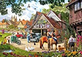 Gibsons Afternoon Amble Jigsaw Puzzle (1000-Piece)