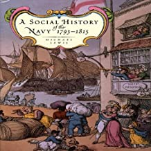 Social History of the Navy 1793-1815