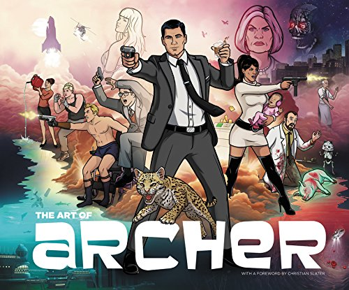 The Art Of Archer por Sterling Archer