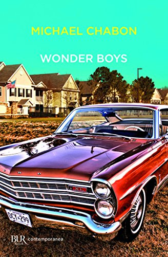 Buchseite und Rezensionen zu 'Wonder Boys' von Michael Chabon