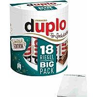 duplo Spekulatius Big Pack 18 Riegel (327,6g Packung) + usy Block
