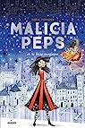 Malicia Peps, tome 4 : Malicia Peps et le livre magique par Pounder