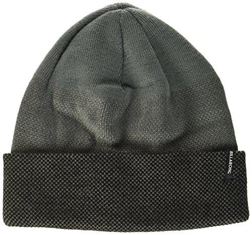 G.S.M. Europe - Billabong Herren Tribong Mützen & Stirnbänder, Black, One Size (Beanie Woven Billabong)