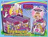 Filly Royale Crystal&Diamond Edition Sammelpferdchen 4er Pack