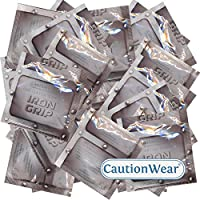 CautionWear IronGrip 50 enge Kondome, 49mm, Military Design preisvergleich bei billige-tabletten.eu