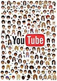 Youtubers Vloggers New Limited Edition Youtube Rewind 2017 small A4 Zoe Joe Caspar Phil & Dan Lucy Lydia Troye Oli White Tyler Oakley KSI Miranda Sings Connor Franta Pewdiepie Casey Neistat Sugg Favourites A4