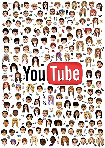 youtubers-vloggers-new-limited-edition-youtube-rewind-2017-poster-zoe-joe-caspar-phil-dan-lucy-lydia