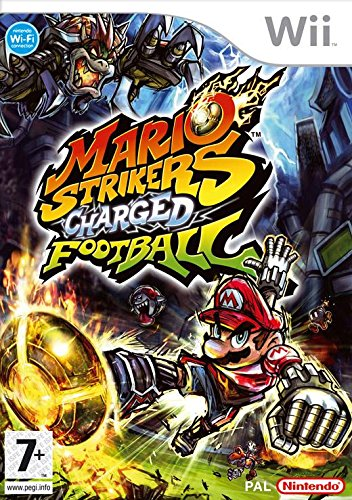 Mario Strikers: Charged Football [Nintendo Selects] [Pegi]