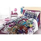 Best Mattel Ropa de cama - Original Monster High Uni–Juego de Ropa de Cama Review