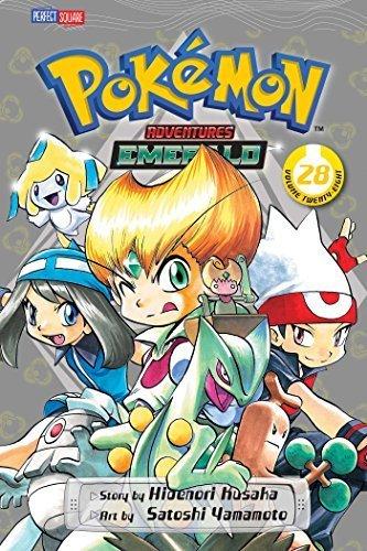 Pokemon Adventures: 28 by Hidenori Kusaka (2015-06-04)